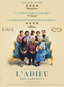 telecharger L'Adieu (The Farewell) DVDRIP 2020 zone telechargement