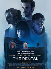 telecharger The Rental DVDRIP 2019 zone telechargement