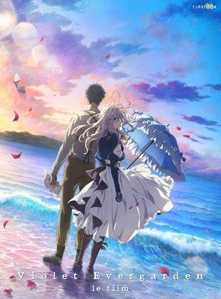 telecharger Violet Evergarden - le film DVDRIP 2020 zone telechargement