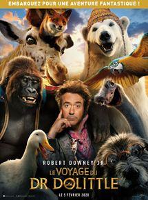 telecharger Le Voyage du Dr Dolittle DVDRIP 2019 zone telechargement