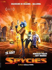 telecharger Spycies DVDRIP 2019