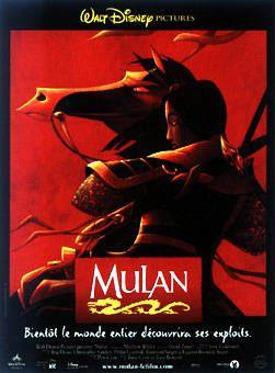 telecharger Mulan 1998 DVDRIP zone telechargement