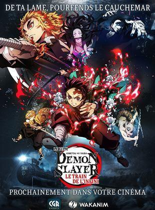 telecharger Demon Slayer - Kimetsu no Yaiba - Le film : Le train de l'infini DVDRIP 2021