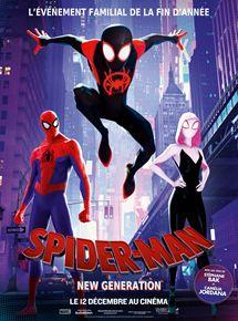 telecharger Spider-Man : New Generation DVDRIP 2019 zone telechargement
